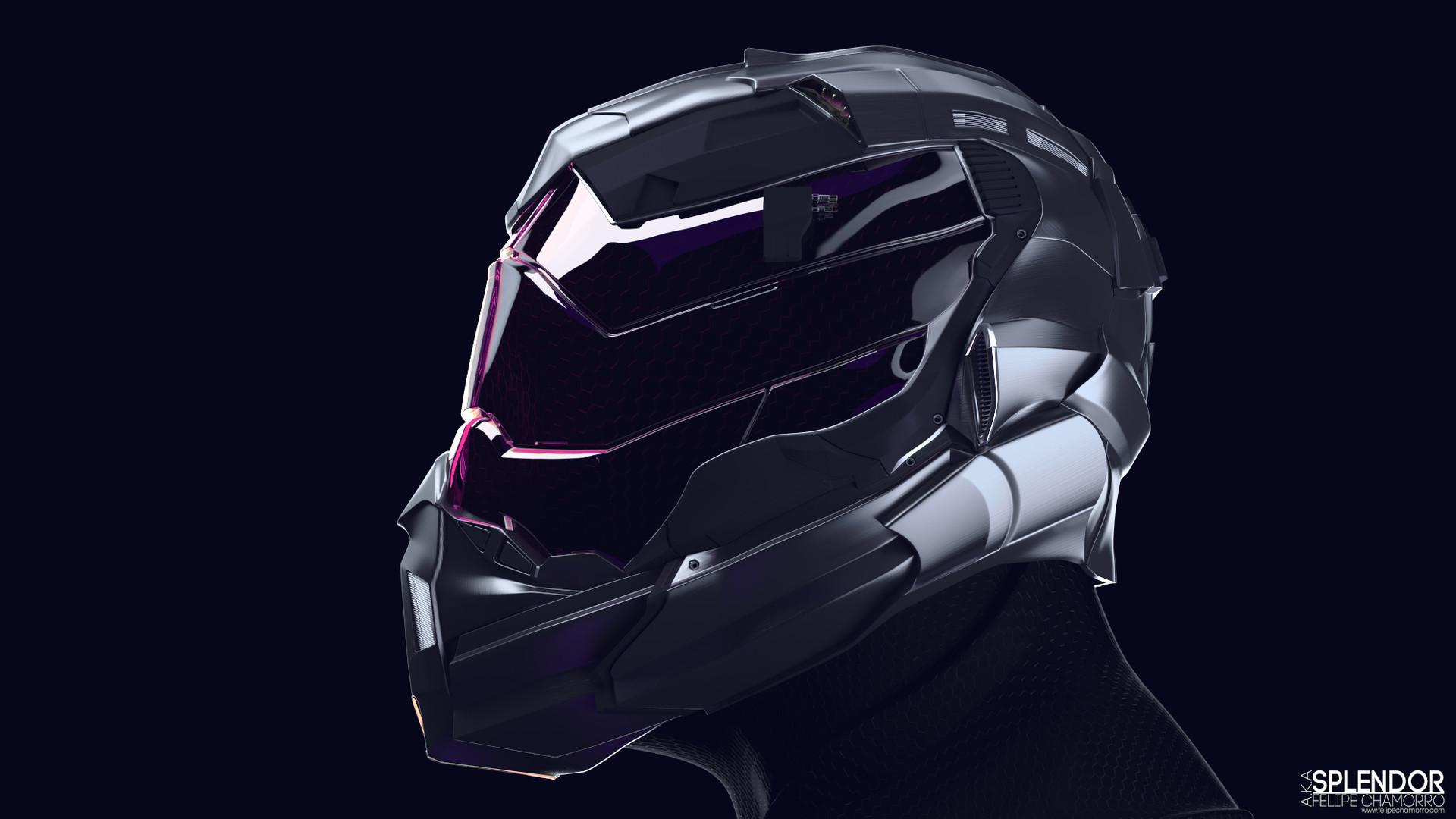 Splendor Helmet SX5